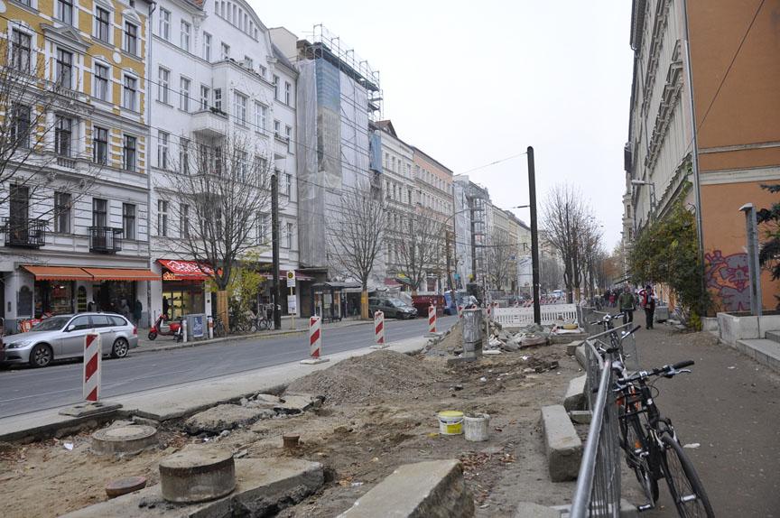 Kastanienallee, Berlin