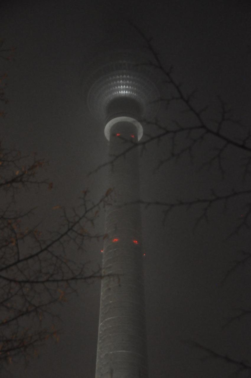 Fernsehturm/TV Tower, Alexanderplatz, Berlin