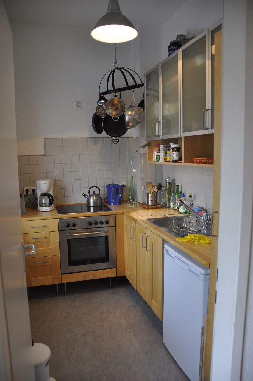 My kitchen in Berlin
