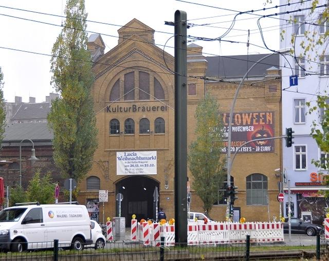 Kulturbrauerei, Prenzlauer Berg, Berlin