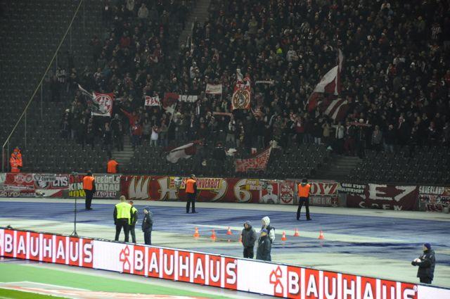 1. FC Köln fan curve