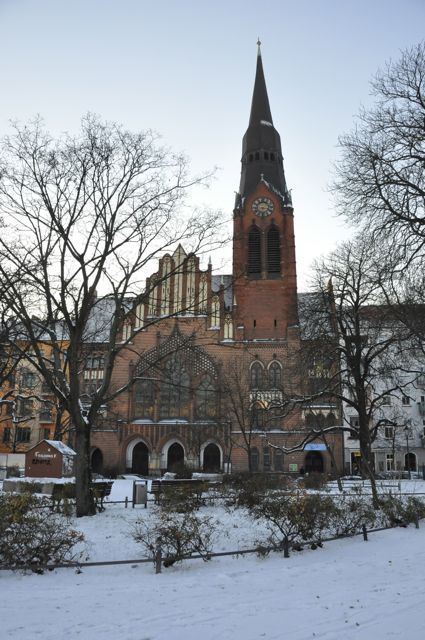 Church in Berlin