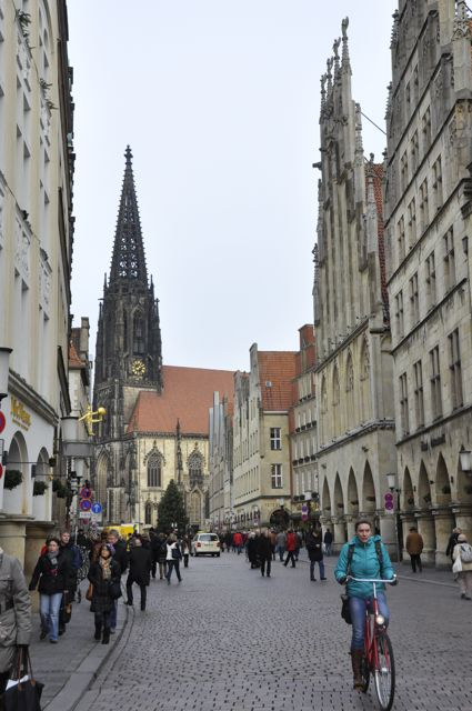 City of Münster, Germany