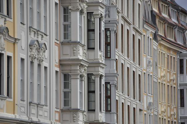 Dresden facades