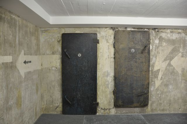 Boros Collection WWII bunker
