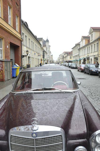 Potsdam town centre