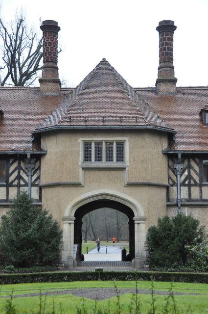 Schloss Cecilienhof, Potsdam
