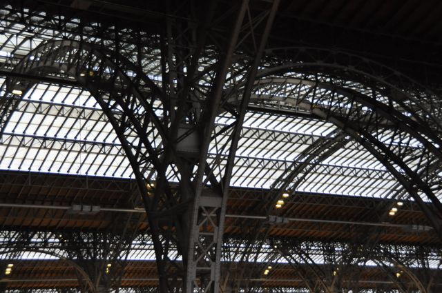 Leipzig Hauptbahnhof / main train station