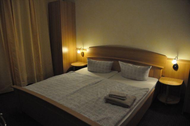 Leipzig hotel room