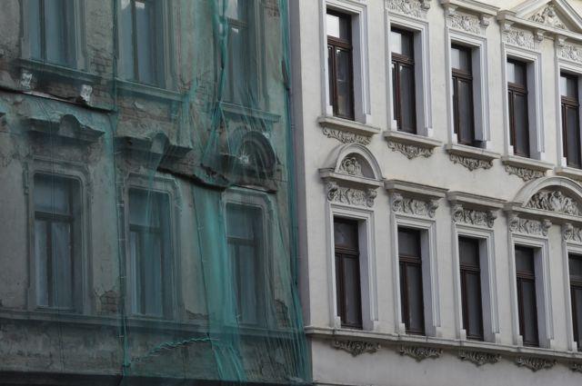 Leipzig-Plagwitz building
