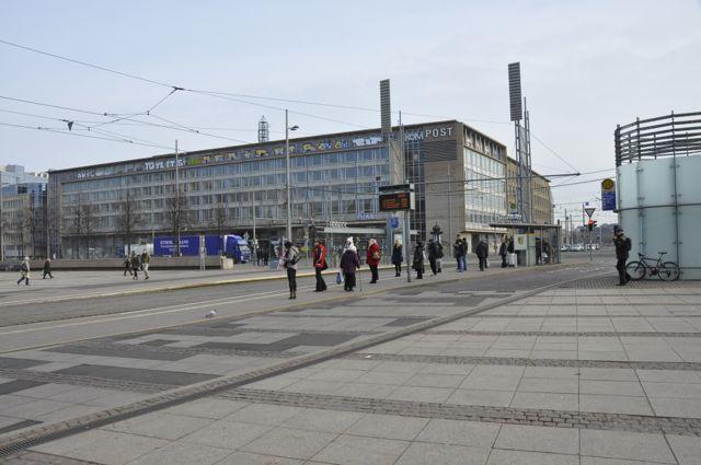 Augustusplatz, Leipzig