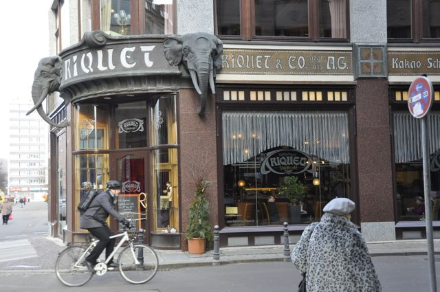 Riquet Chocolate Cafe, Leipzig