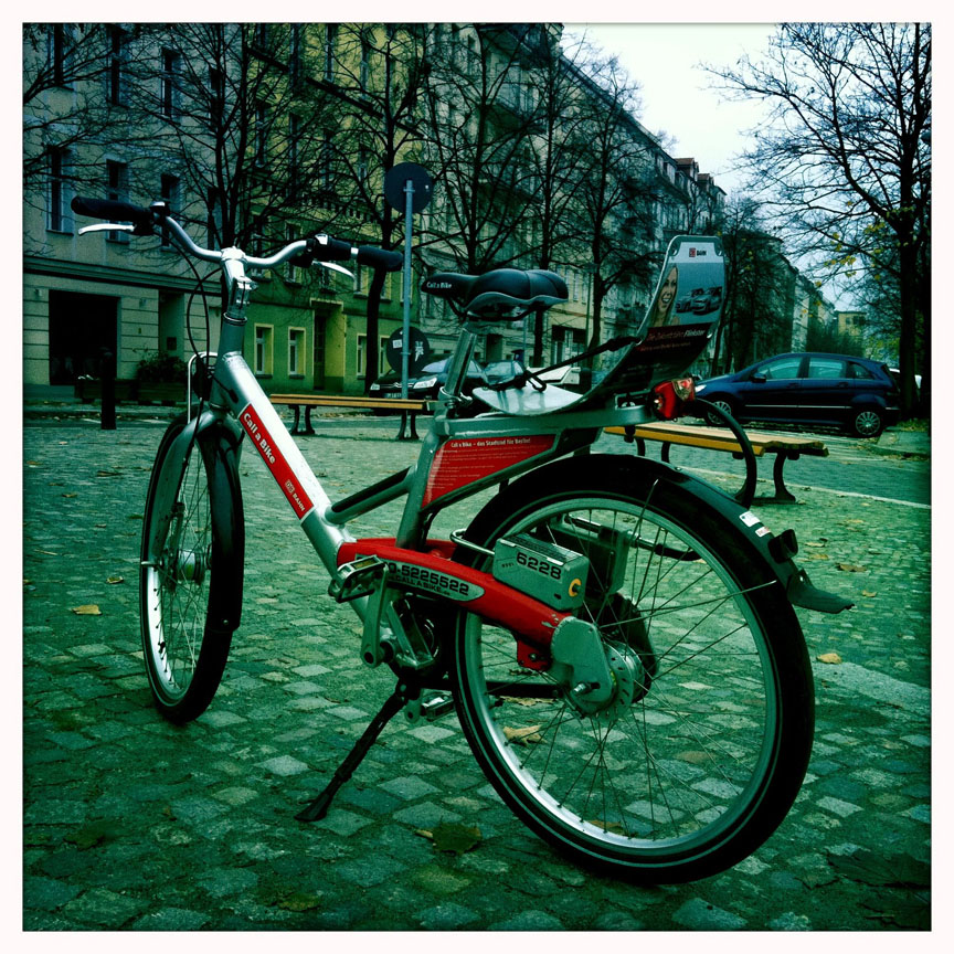 Berlin City Bike