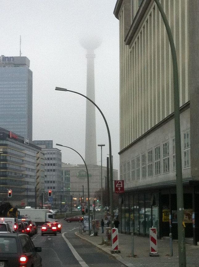 Fernsehturm / TV Tower Berlin