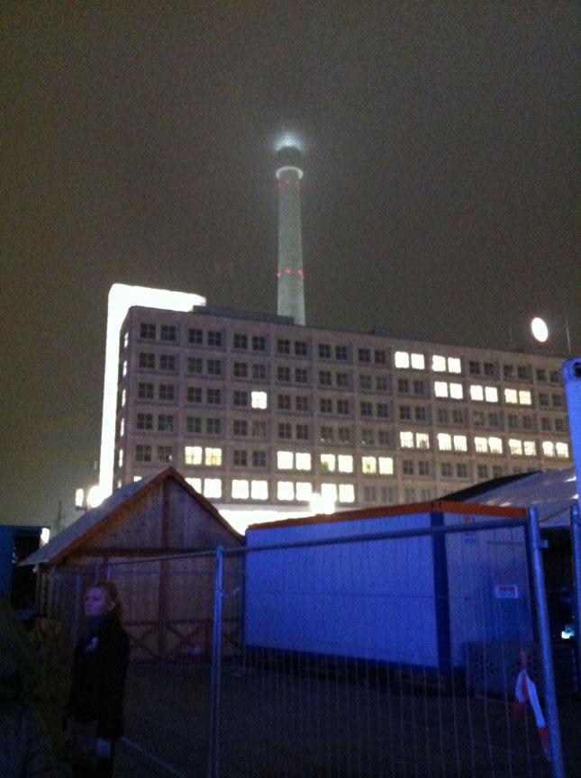TV Tower/ Fernsehturm, Berlin Alexanderplatz
