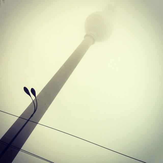 Fernsehturm/TV Tower, Berlin