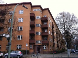 Berlin residential building
