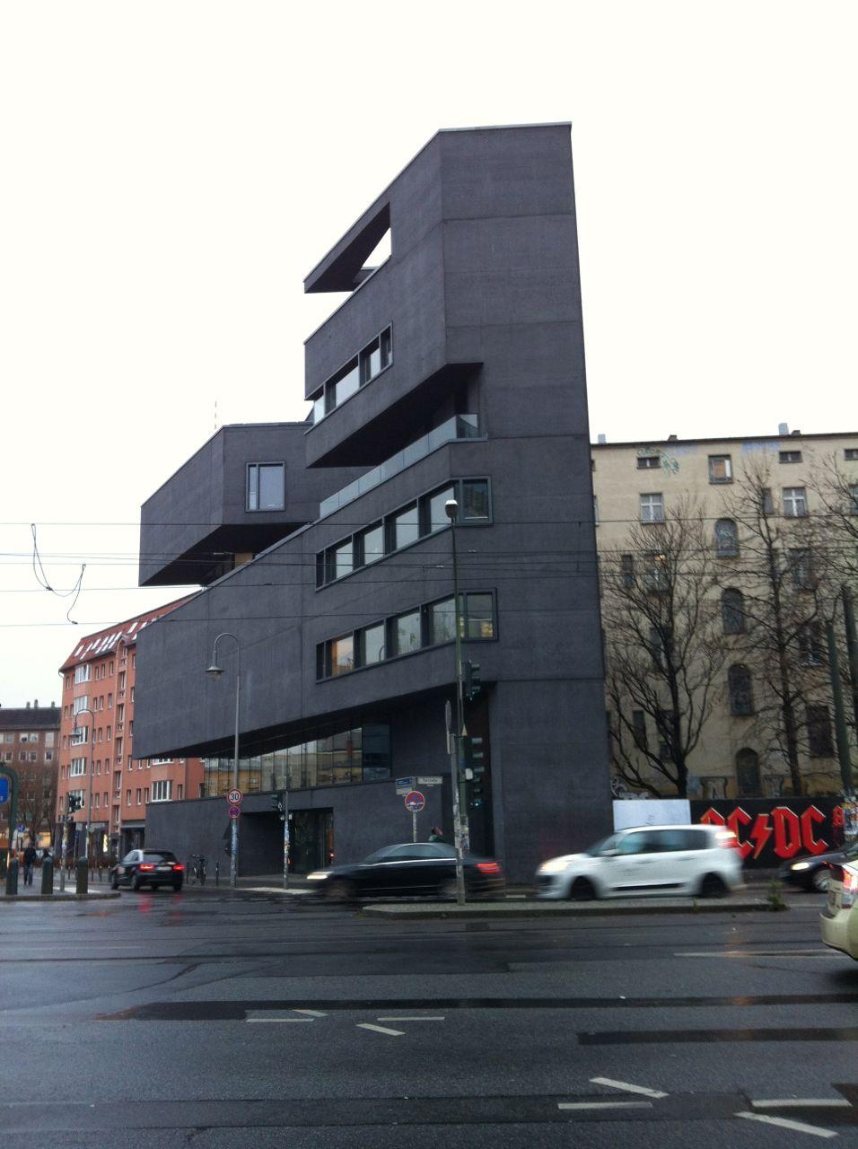 Berlin modern architecture