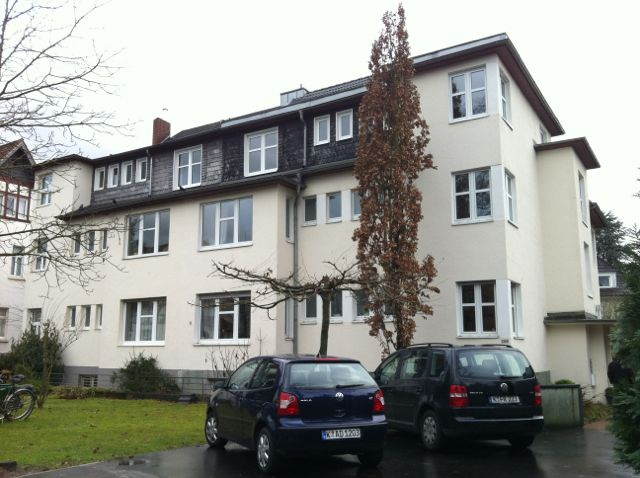 Where I grew up in Cologne