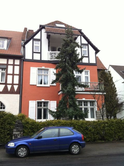 My German family's home