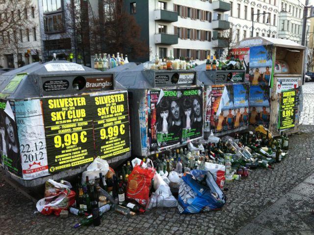 Berlin bottles