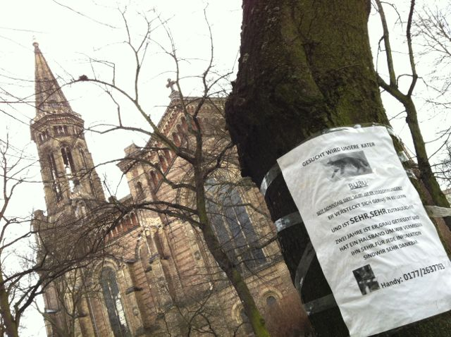 Zionskirche, Prenzlauer-Berg Berlin