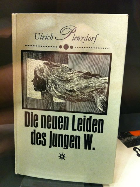 Book cover, DDR Museum, Berlin