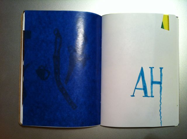 A spread from my Berlin Hamam book