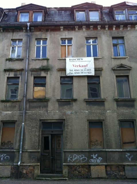 Leipzig-Plagwitz building for sale