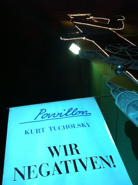 Kurt Tucholsky play