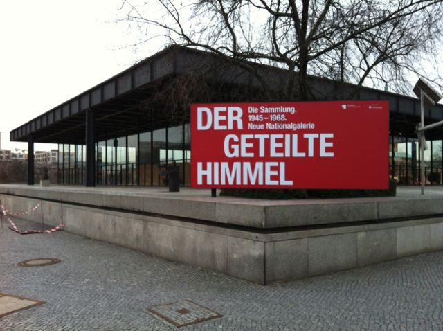 Neue Nationalgalerie, Berlin