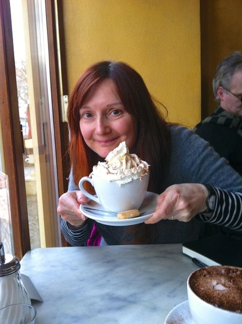 Berlin hot chocolate