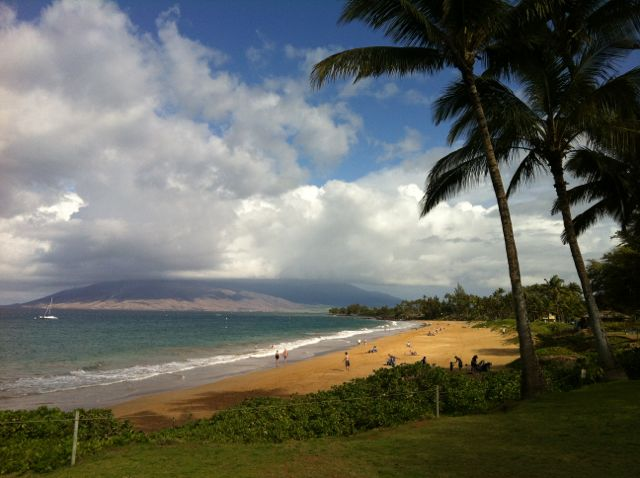 Kamaole I Beach, Maui, Hawaii