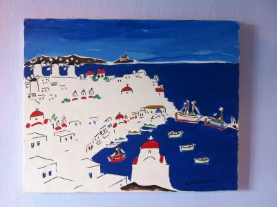 Karolina's painting 1