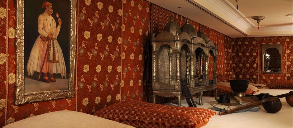 Maharadja-Suite