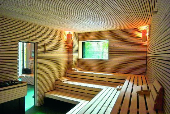 Olivin sauna