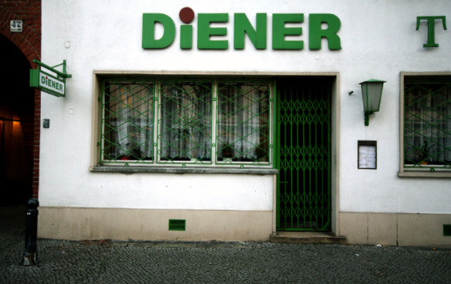 Diener Bar Berlin