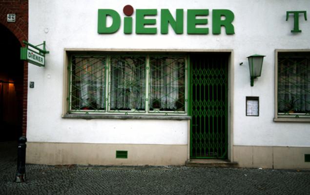 Diener Bar Berlin