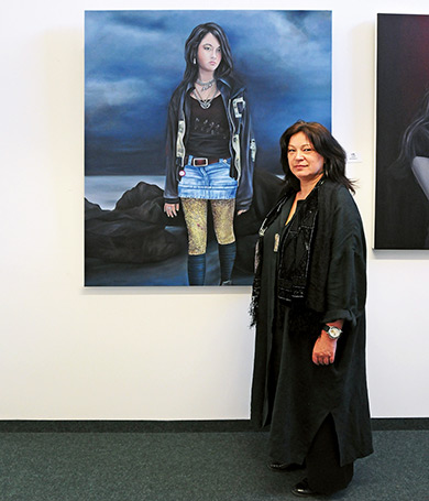 Isolde Russ, artist