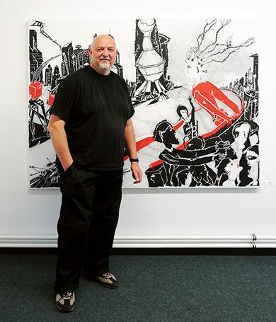 Torsten Russ, artist